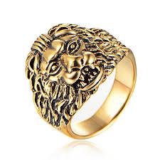 vintage fashion rings images Magic fish rings stainless steel rings men rings hand bague jpg