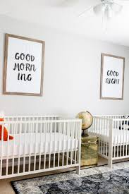 Twin Boy Nursery Decorating Ideas by 305 Best Twins Nursery Images On Pinterest Twin Nurseries