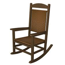 Rocking Chairs For Adults Chair Contemporary Polywood Rocking Chairs Design Semco Plastic