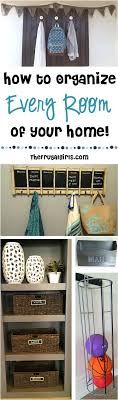 organize home home organizing tips and tricks for every room the frugal girls