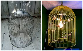 How To Make A Birdcage Chandelier Nine How To Bird Cage Chandelier