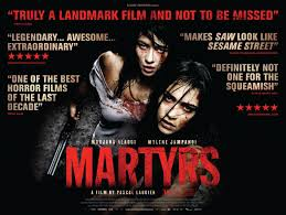 martyrs 2 of 2 extra large movie poster image imp awards