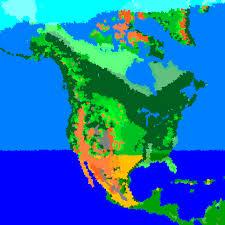america map utah webtext geography of utah maps anthropogenic biomes sedac within