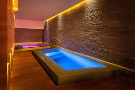 Swimming Pool Design For Small Spaces by Fun Rooms Minimalist Indoor Pool With Cool Trends Interior