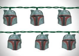 wars boba fett helmet string lights hiconsumption