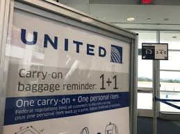 united airline carry on united airlines to add a second destination from cho