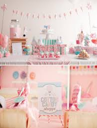 Candy Party Table Decorations Best 25 Cotton Candy Party Ideas On Pinterest Candy Party