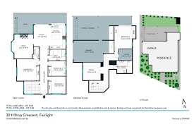 The Panorama Floor Plan by 30 Hilltop Crescent Fairlight 2094 Nsw Stone Real Estate