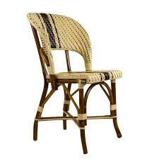 Wicker Bistro Chairs Chair And Table Design Rattan Bistro Chairs The