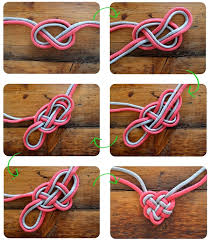 diy necklace rope images Diy celtic heart knot jpg