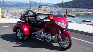 honda goldwing trike for sale 2011 gl1800 lehman monarch ii