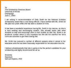 9 example of letter of recommendation quote templates