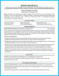 Coo Resume Examples by The Most Excellent Business Management Resume Ever