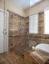 Bathroom Shower Tile Design Ideas Brown Tile Bathroom Brown Tile Bathroom Shower Remodel Ideas Brown