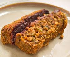 lentil meatloaf healthy vegan vegetarian recipe