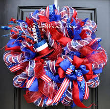 58 best wreaths patriotic memorial day 4th of july labor day