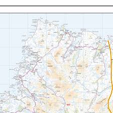 World Map Scotland by North Scotland Postcode District Locked Pdf Xyz Maps