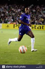 Galhsschelsea Gallas Player Of Chelsea Fc Stock Photo Royalty Free Image