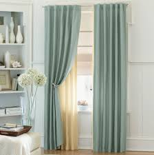 Duck Egg And Gold Curtains Blue Curtains Modern Victorian Living Room Stiffkey And White For