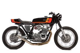 70s style guide honda cb750 racer return of the cafe racers
