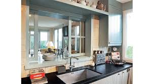 amenagement cuisine espace reduit beau amenagement cuisine espace reduit 3 cuisine ouverte