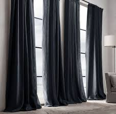 Black And Grey Bedroom Curtains Best 25 Dark Curtains Ideas On Pinterest Black Curtains Velvet