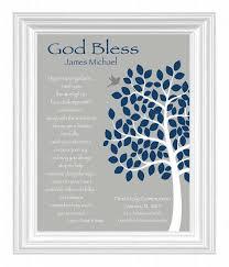 personalized communion gifts communion gift for godson personalized godson gift baptism