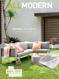 All Modern Outdoor Furniture by Allmodern Unveils First Catalog Casual Living
