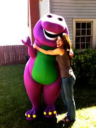barney this is lala land