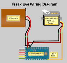 arduino dynamic turning servo speed freak eye houston we