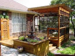 screening ideas for the garden margarite gardens
