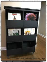 lp record cabinet furniture black vinyl record cabinet diy bloggers to follow pinterest