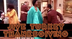 jive turkey thanksgiving a supercut of in and tv