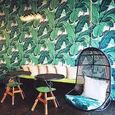 oklobsessed tropical leaf print looks we love
