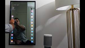 apple mirror smart touchscreen mirror youtube