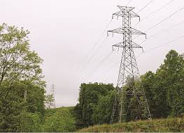 Pennsylvania how fast does electricity travel images Transource power line from pa to md has long way to go before jpg