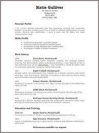 Resum Samples by Online Resume Builder Free Career Resources Online Resume Builder