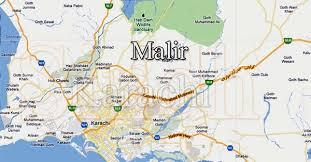 map of karachi file malir karachi sindh map jpg pak pol wiki