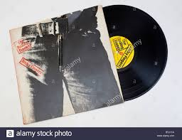 sticky photo album the rolling stones sticky fingers vinyl album record and cover