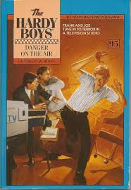 ontheair danger on the air the hardy boys 95 franklin w dixon