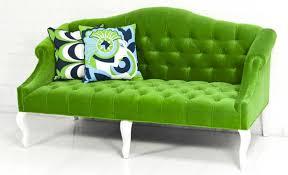 www roomservicestore com mademoiselle sofa in poison green velvet