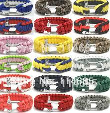 stainless steel buckle bracelet images Retail 550 paracord bracelet paracord stainless steel buckle jpg
