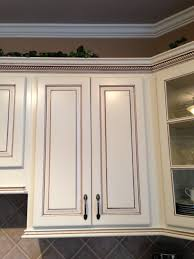 faux glaze u2013antiqued kitchen cabinets glaze behr and coffee
