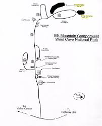 Map Of Custer State Park by Group Camping Frequently Asked Questions Wind Cave National