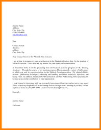 music cover letter example gallery letter samples format