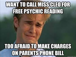 Miss Cleo Meme - 6ya don t call miss cleo our psychic experts at 6ya