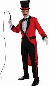 Halloween Costumes Circus Theme Homemade Halloween Ringmaster Ringmaster Costume Homemade