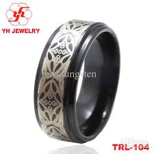 black mens wedding ring new arrivals black mens ring turkish tungsten rings for men