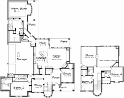 Floor Plans For Large Families by 100 2 Story Modern House Plans Stock Plans Jim Cox Designs
