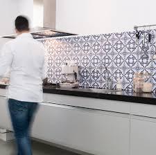 Kitchen Splashback Tile Alternative For A Tiles Kitchen Splashback Portuguese Tiles By